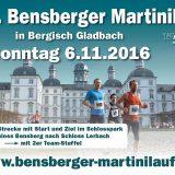 12. Bensberger Martinilauf