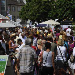 Bensberger Herbstfest am 23. und 24. September mit verkaufsoffenem Sonntag