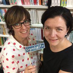 Krimi-Autor wird Buchhändler in der Buchhandlung Funk