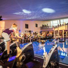 Erfolgreicher Indoor Cycle Spendenmarathon am 14.Oktober 2017