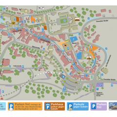 Baubeginn in Bensberg Die IBH informiert über Parkmöglichkeiten