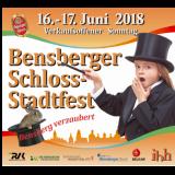 Bensberger Schloßstadtfest am 16./17. Juni mit verkaufsoffenem Sonntag
