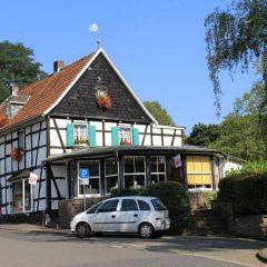 Café Kroppenberg in der Eichelstraße