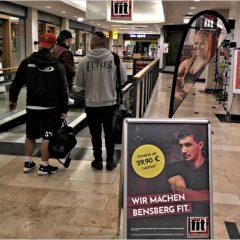 Clever fit –  Bensberg, Schloßstrasse 7