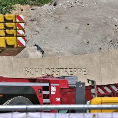 """Die """"Schlossmauer"""" ganz unverhüllt – Beitrag im Bürgerportal in-gl"""