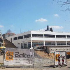Schlossgalerie – Eröffnung für Juni geplant