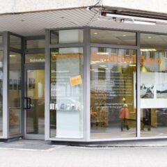 Öffnungszeiten des Stadtteilbüros