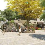 So soll der Emilienbrunnen künftig aussehen!